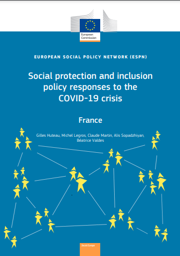 Thematic Report: Social protection and inclusion policy responses to the COVID-19 crisis France 2021