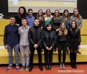 Cérémonie des Diplômés 2019