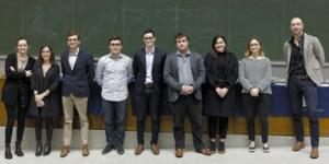 Cérémonie des Diplômés - Master 2
